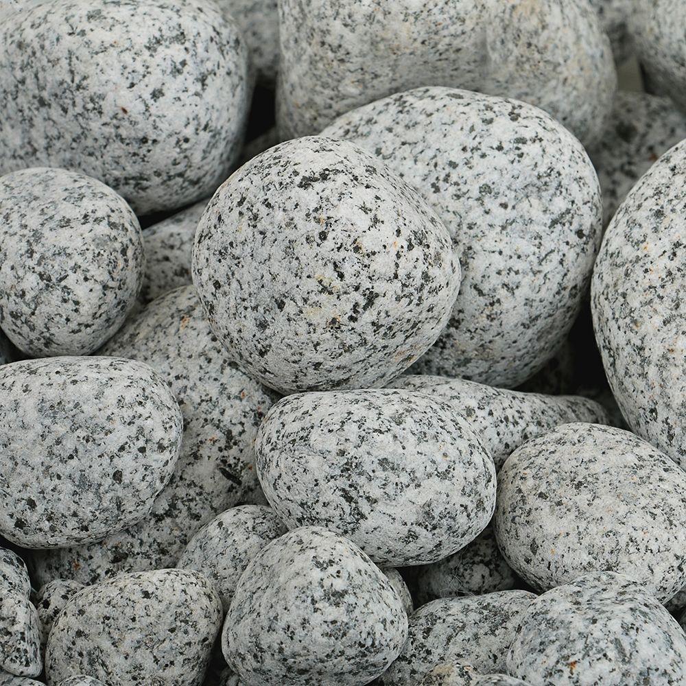 Granite Tumbled | TUMBLED STONES & PEBBLES | DM Landscaping Stones ...